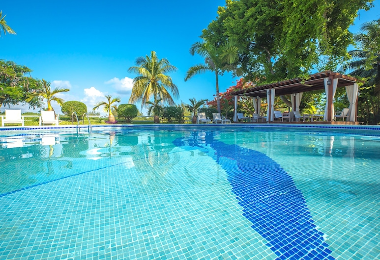 Las Gaviotas Hotel & Suites, Cancun, Välibassein