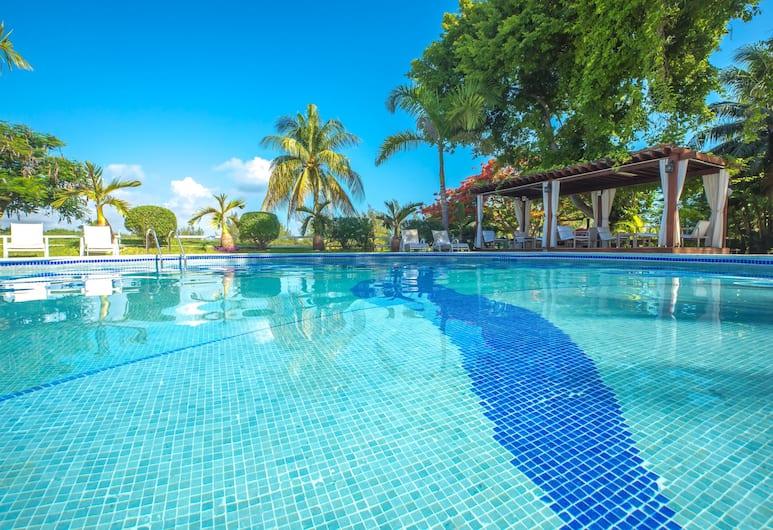 拉斯加維奧塔斯套房酒店, 坎昆, 室外泳池