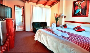 Choose This Cheap Hotel in Cusco