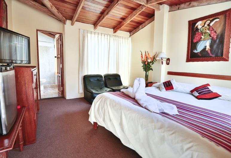 Andean Dreams Hotel, Cusco, Junior Suite, Bilik Tamu
