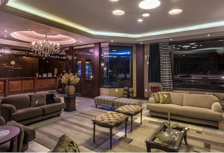 Hotel Serra Nevada, Canela, Rezeption