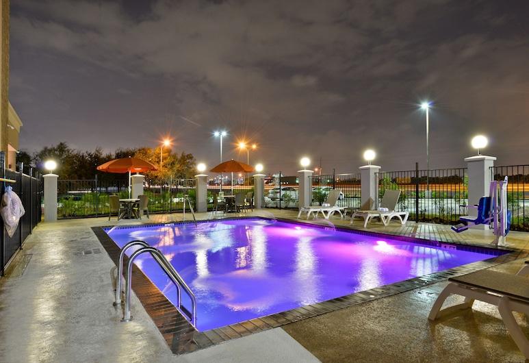 Comfort Suites near Westchase on Beltway 8, Хьюстон, Открытый бассейн