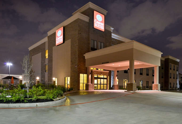 Comfort Suites near Westchase on Beltway 8, Houston