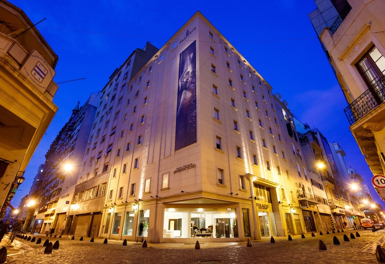 Unique Palacio San Telmo, Buenos Aires, Hotel Front – Evening/Night
