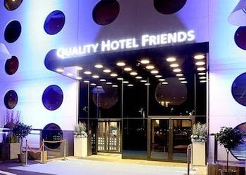 Foto van Quality Hotel Friends in Solna