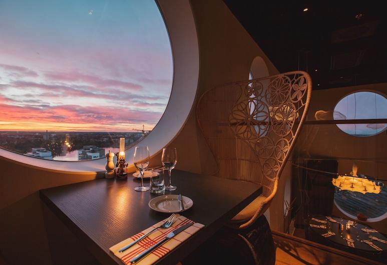 Quality Hotel Friends, Solna, Restaurante