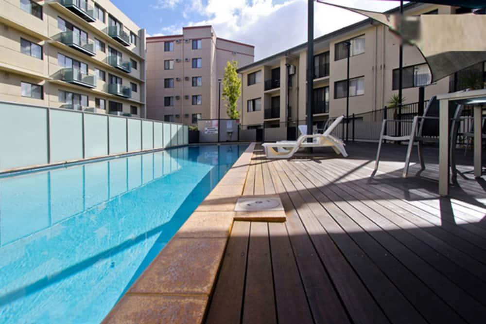Lägenhet City - 2 sovrum - Utomhuspool