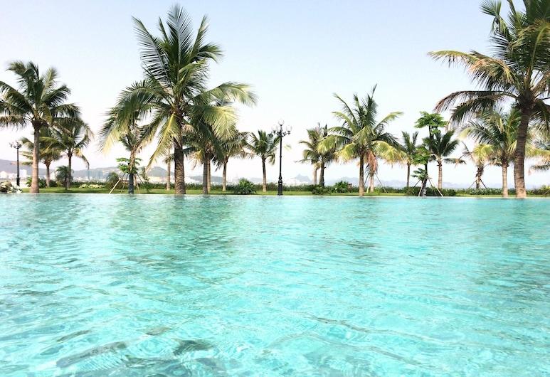 Paradise Suites Hotel, Ha Long, Utomhuspool