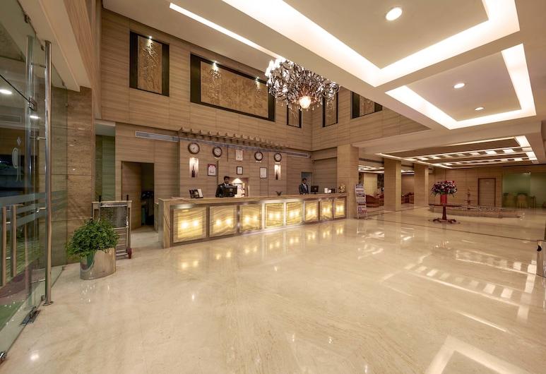 JP Hotel, Chennai, Lobby
