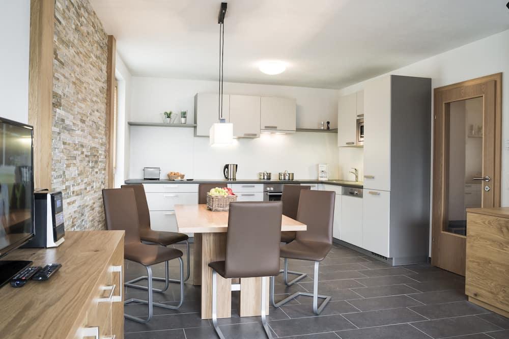 Apartamentai su patogumais (excl. cleaning fee 100 EUR) - Svetainės zona