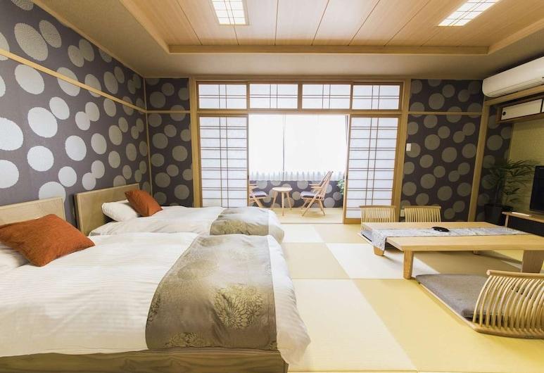 Hotel Katsuragi, Matsuyama, Bilik Tamu