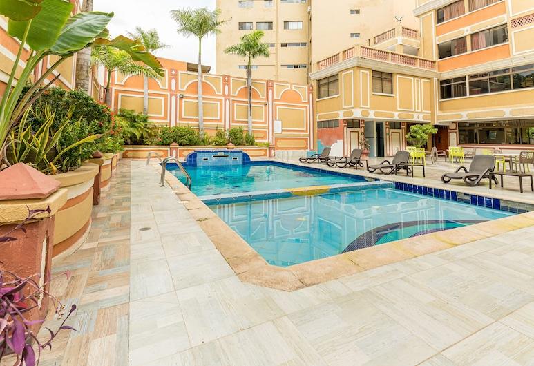 Hotel Ayenda Casa Ballesteros 1318, Barranquilla, Venkovní bazén