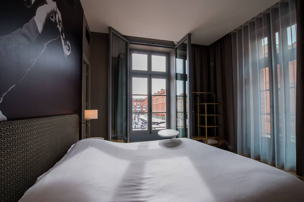 Double Room, Multiple Beds (Privilege) - Guest Room View