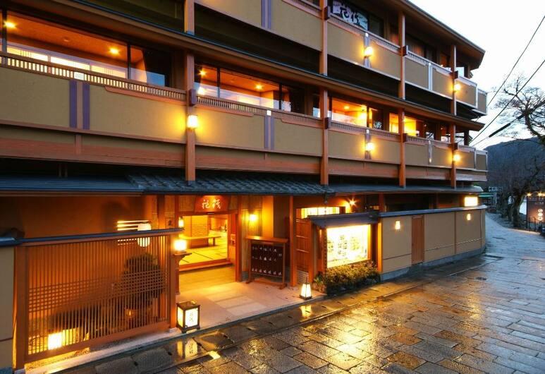 京都嵐山花筏溫泉旅館, Kyoto