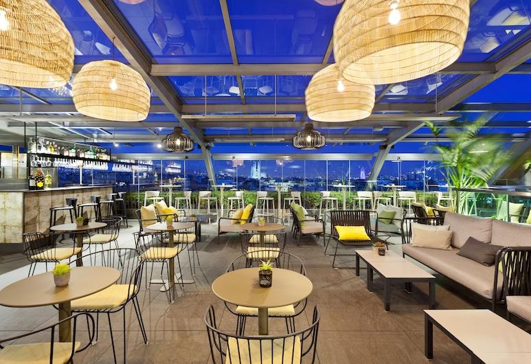 Hotel Royal Passeig de Gracia, Barcelona, Bar do hotel