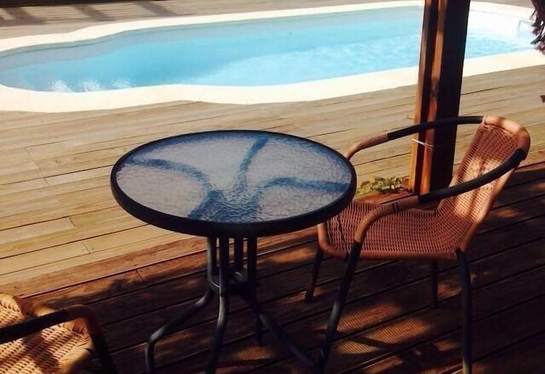 馬爾德爾迪亞布羅飯店, 朋達迪阿布羅, 室外游泳池