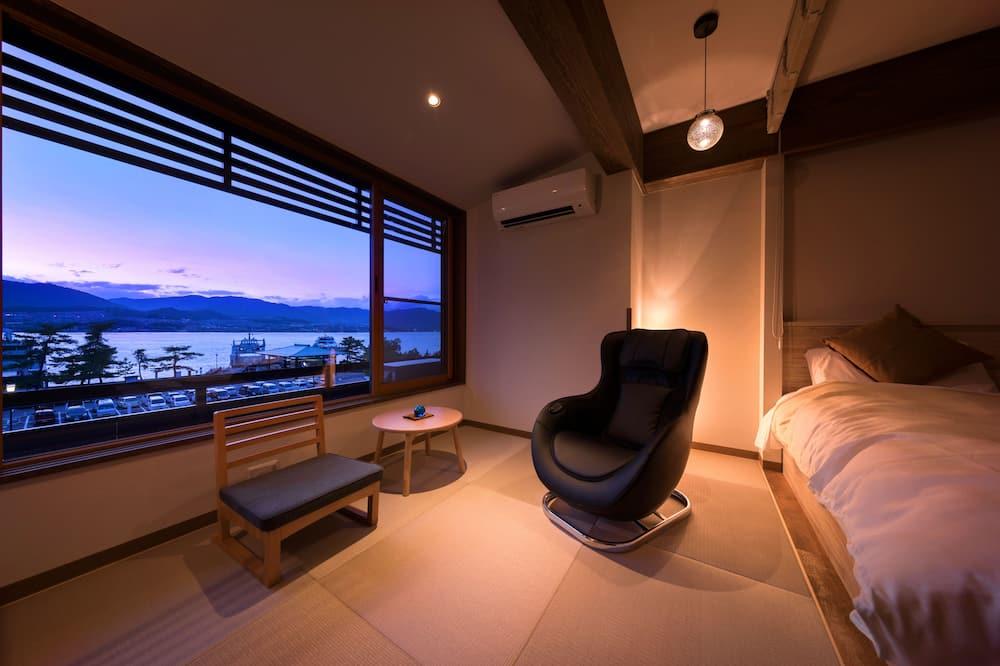 חדר לשלושה, ללא עישון (Ocean Style) - תמונה
