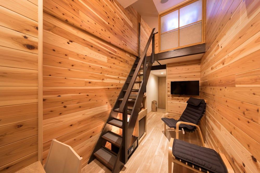 חדר יחיד, ללא עישון (Maisonette) - אזור מגורים