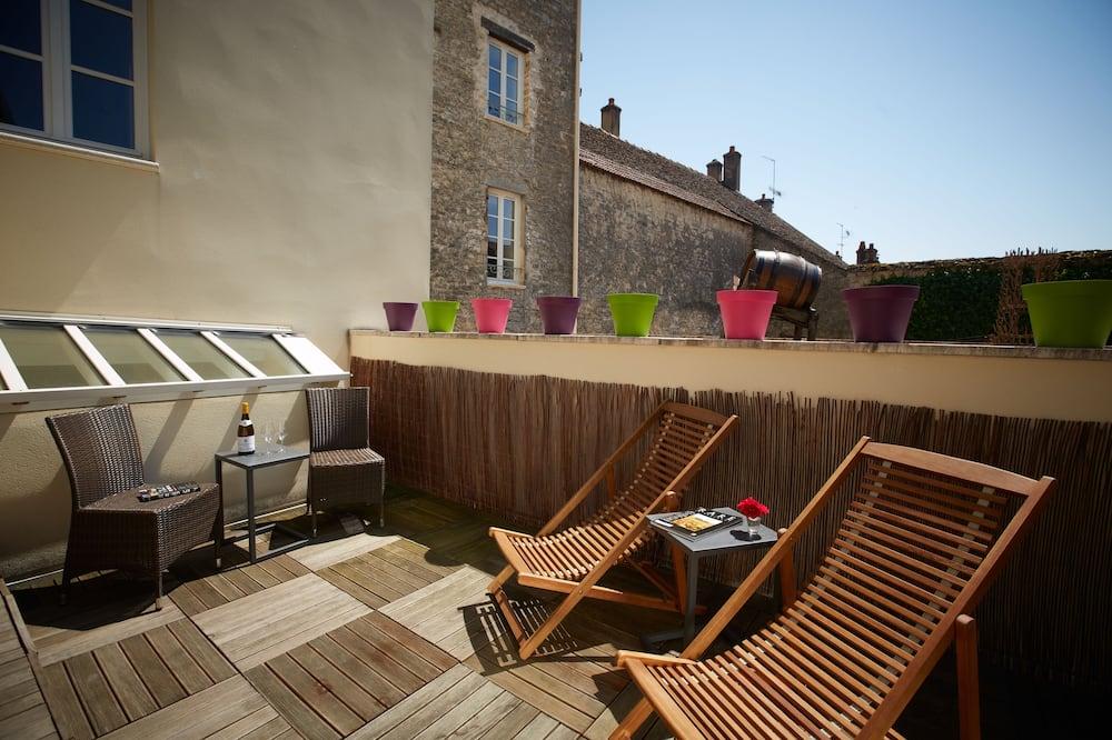 Junior Suite - Balcony View