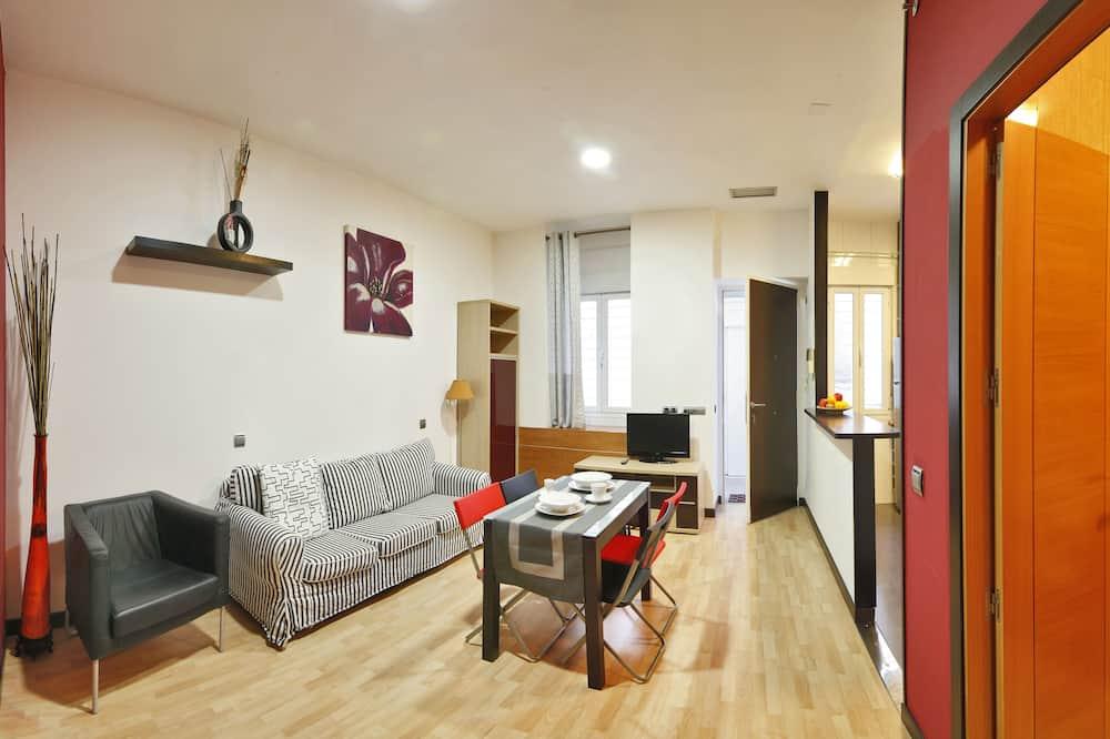 Superior Apartment (3-4 adultos) - Living Room