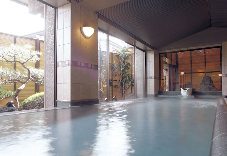 Wakakusa no Yado Maruei Ryokan, Fujikawaguchiko, Tempat mandi awam