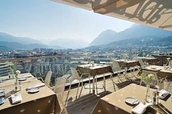 Picture of ADLERS Hotel in Innsbruck