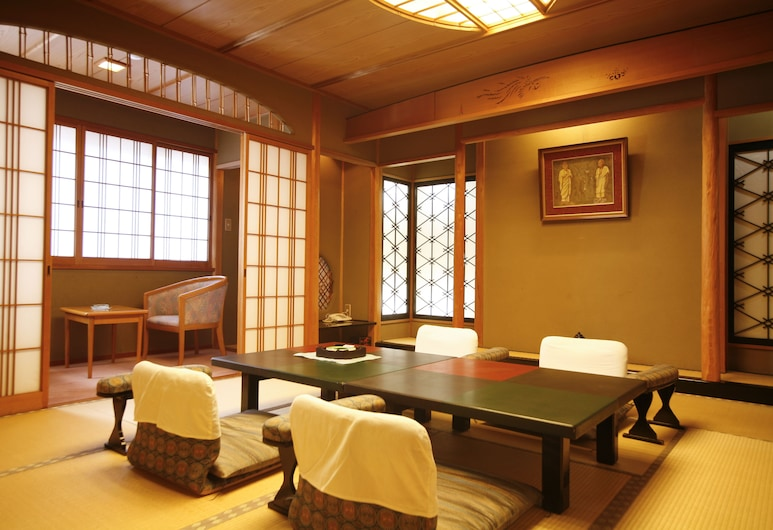 Sennen No Yu Koman, Toyooka, In-Room Dining