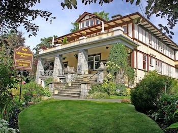 Foto van Abbeymoore Manor Bed & Breakfast Inn in Victoria