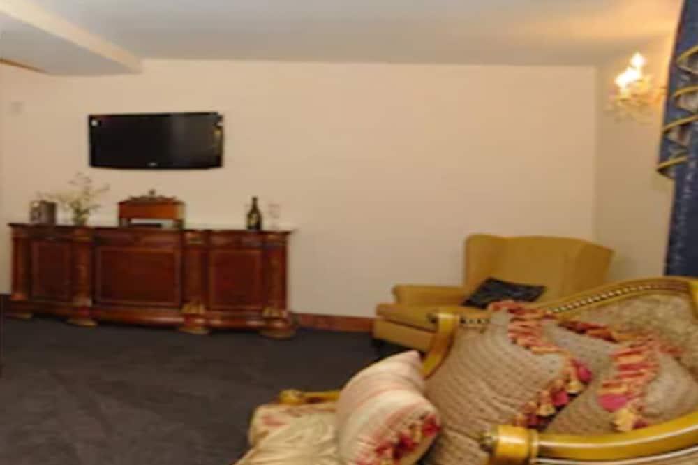 Superior Room, 1 King Bed  - Dnevna soba