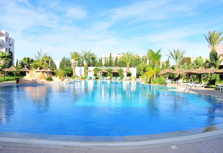 Eden Yasmine Hotel & Spa, Hammamet, Kolam Renang Luar Ruangan
