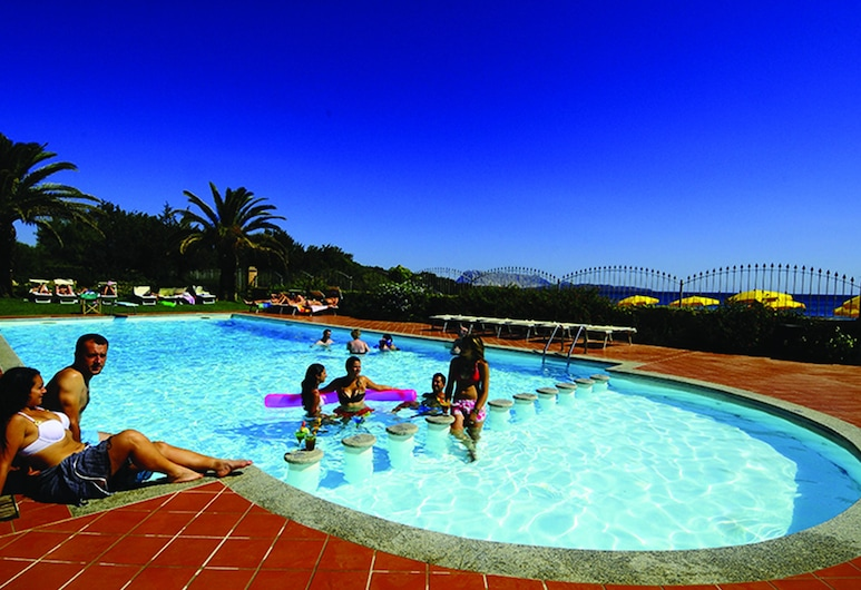 Hotel L'Esagono, San Teodoro, Outdoor Pool