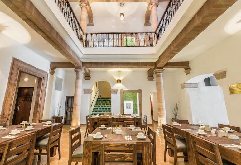 Hotel Casa Virreyes, Guanajuato, Breakfast Area
