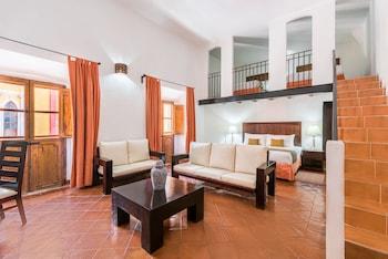 在瓜纳华多的总督民宿酒店照片