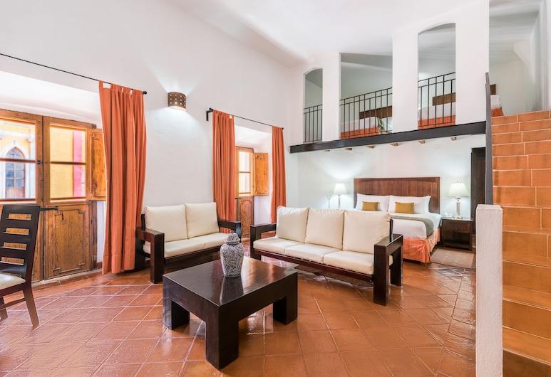 Hotel Casa Virreyes, Гуанахуато, Triple Room, Номер
