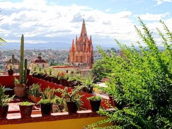 Foto di Hacienda de las Flores a San Miguel de Allende