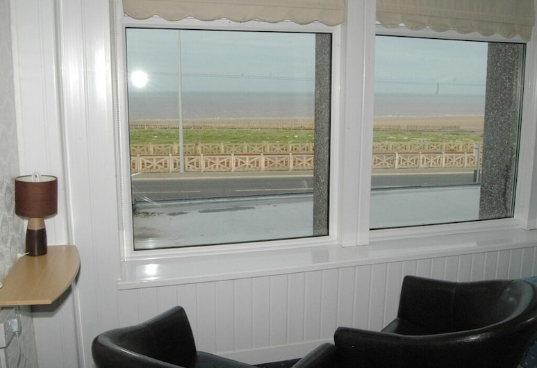 Harlands Hotel, Blackpool, View from Hotel