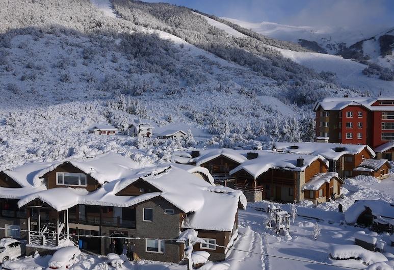Ski Sur Apartments, San Carlos de Bariloche, Fachada