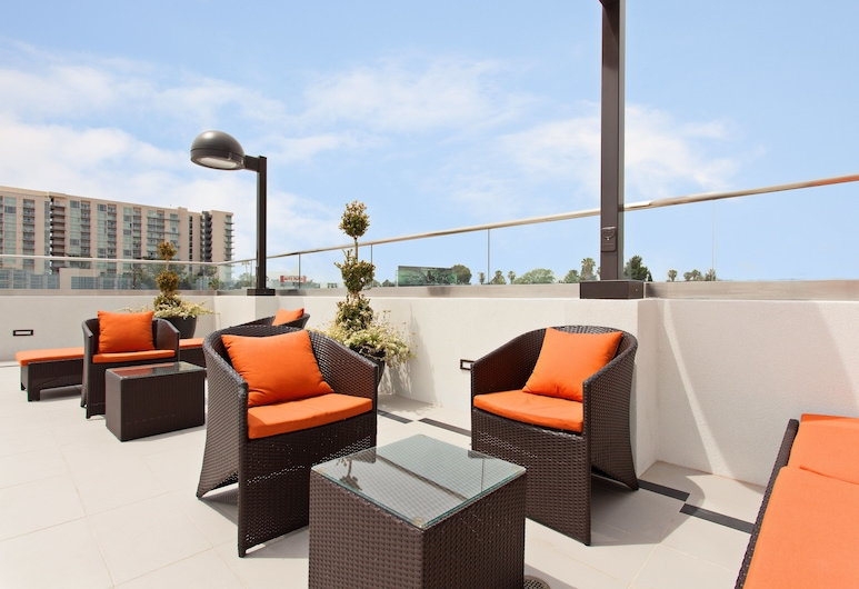 Holiday Inn Express North Hollywood - Burbank Area, North Hollywood, Kolam