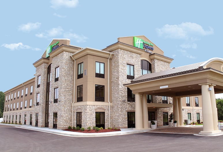 Holiday Inn Express Hotel & Suites Paducah West, an IHG Hotel, פדוקה