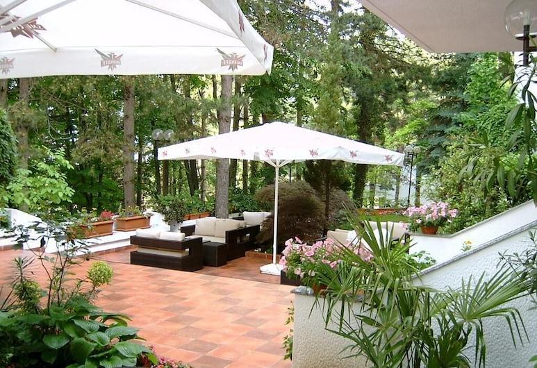 Pela Hotel Ohrid, Ohrid, Terrace/Patio