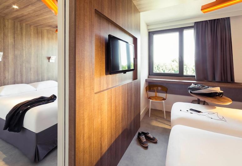 Hotel ibis Styles Niort Poitou Charentes, Vouille, Standard Double Room, 1 Katil Kelamin (Double), Bilik Tamu