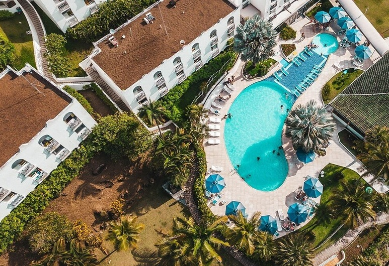 Wembley Inn Hotel, Ubatuba, Aerial View