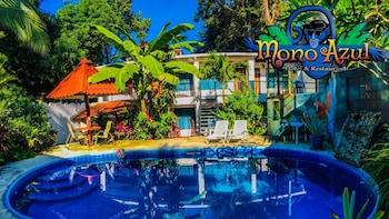 Image de Hotel Mono Azul au parc national Manuel Antonio