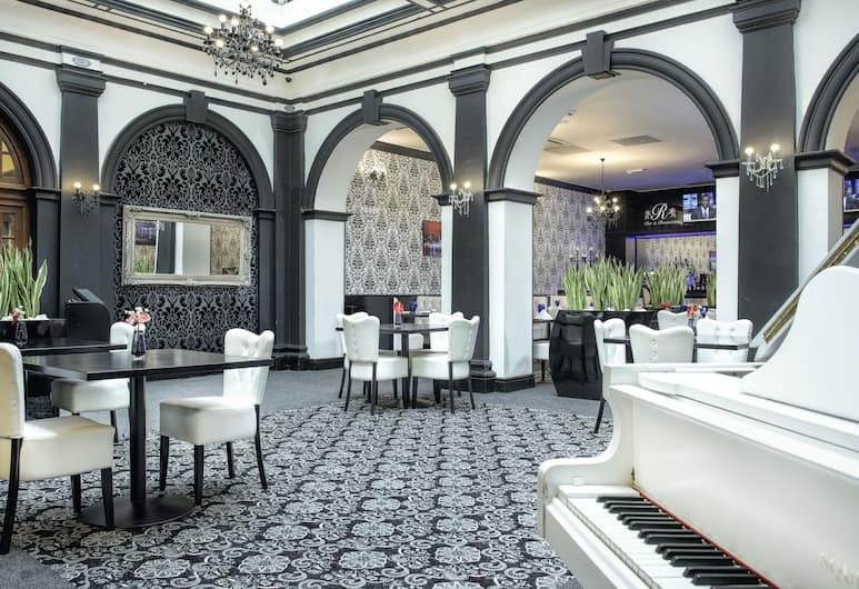 The Richmond Apart-Hotel, Liverpool, Hotelbar