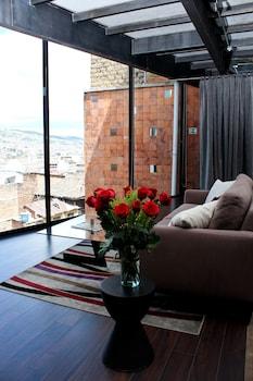 A(z) Hotel Casa Gardenia hotel fényképe itt: Quito