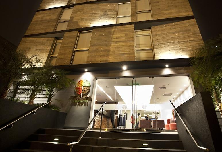 Tierra Viva Miraflores Larco, Lima, Ingang van hotel