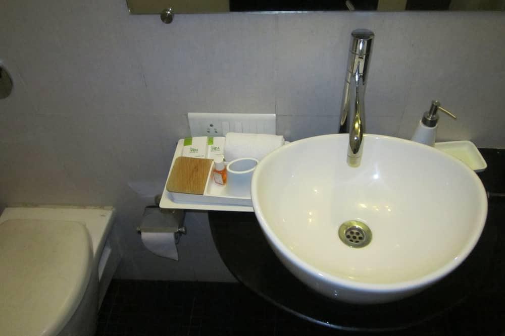 客房 - 浴室洗手台