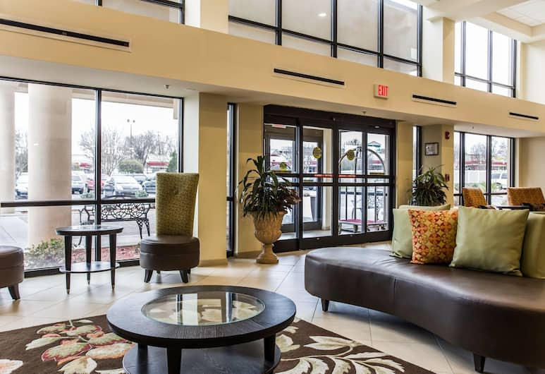 Clarion Hotel Airport & Conference Center, Charlotte, Lobby