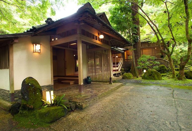 Tsukihitei Ryokan, Нара
