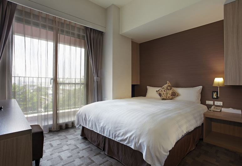 米卡沙旅店, 台中市, 豪華標準客房, 客房